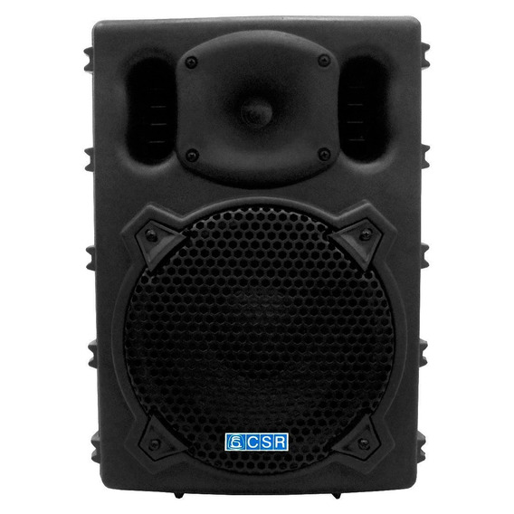 Caixa De Som Amplificada Csr770a / Usb 100w