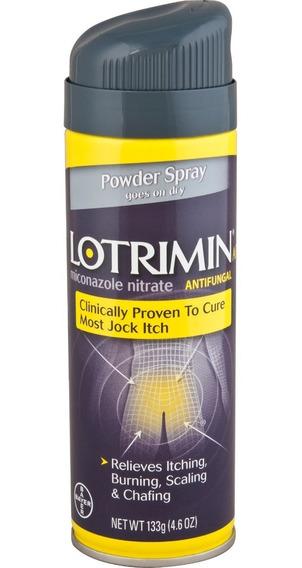 Antimicotico Inguinal Lotrimin Jock Itch Powder Spray 133gr