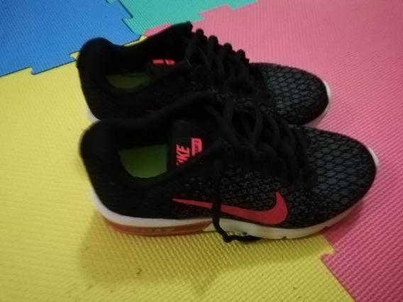 Zapatillas Nike Talle 5 Mujer