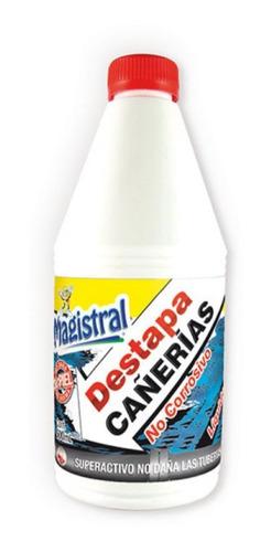 Destapa Canerias Liquido X 500ml. - L a $24