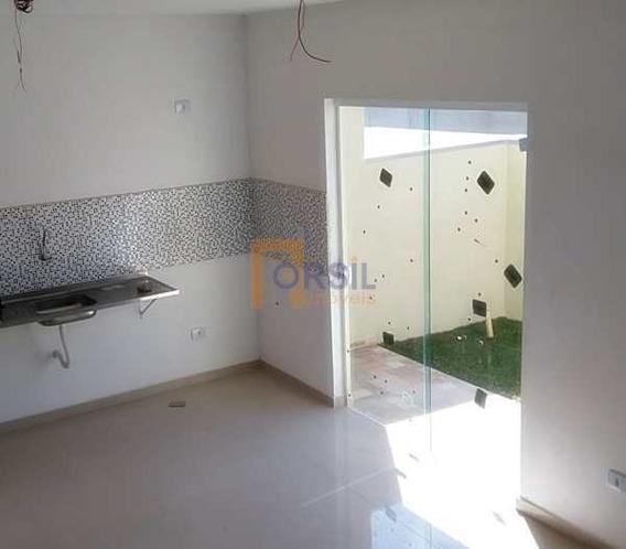 Sobrado De Condomínio Com 2 Dorms, Vila São Paulo, Mogi Das Cruzes - R$ 205 Mil, Cod: 1672 - V1672