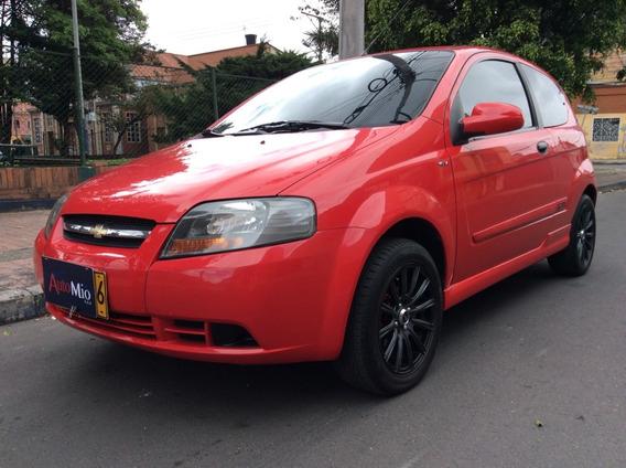 Chevrolet Aveo L Gt 1600cc Mt Tc
