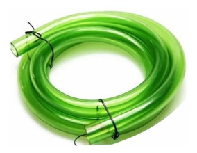 Mangueira Silicone Verde 12x16mm Canister - 1 Metro