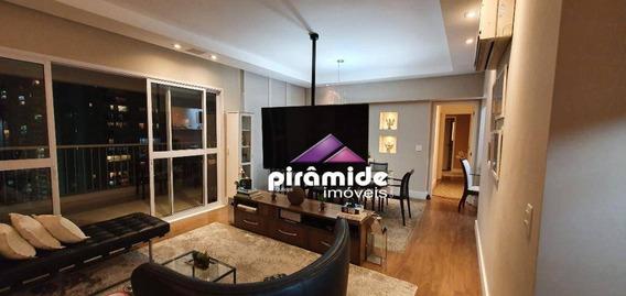 Apartamento Com 3 Dormitórios À Venda, 142 M² Por R$ 750.000,00 - Jardim Das Indústrias - São José Dos Campos/sp - Ap12217