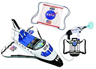 Lanzadera De Espacio Inflable Aeromax Jr., Astronauta Esp