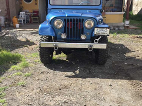 Ford Fuerte Jeep