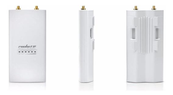 Rádio Ubiquiti Rocket M5 Airmax 5 Ghz + 150 Mbps + Nf