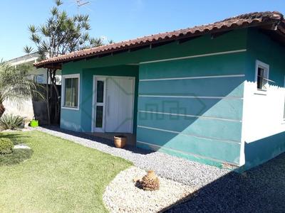 Linda Casa No Boehmerwald   150 M²   01 Suíte + 02   Mobiliada   Estuda Permuta - Sa00820 - 34175327