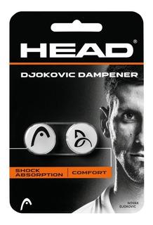 Antivibradores Head Djokovic X2 Tenis