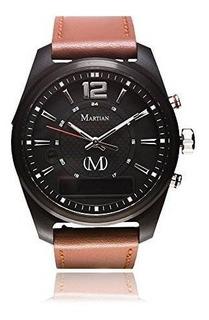 Martian Mvoice Smartwatches Con Amazon Alexa - Analog + Voic
