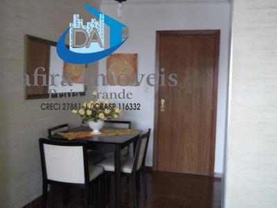 Apartamento No Boqueirão, 55 M² De Área Útil De Área Com Elevador E Garagem, Aceita Kitnet Como Parte De Pagamento. - Ap00506 - 33987968