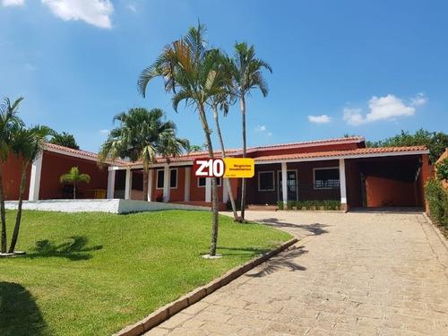 Ch01805 - Linda Chácara Em  Alto Da Bela Vista - At 1.0000 M² - Ac 250m² - Ch01805 - 69365277