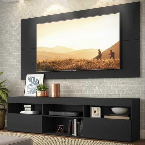 Rack Com Painel Para Tv Até 65  Flórida Multimóveis