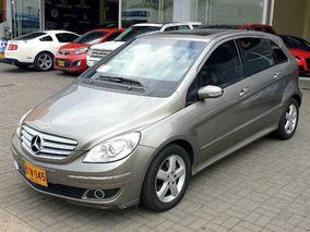 Mercedes Benz Clase B200 Turbo Sin Pico Y Placa