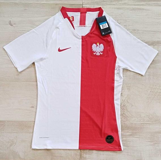 Camiseta Seleccion Polonia 100 Años