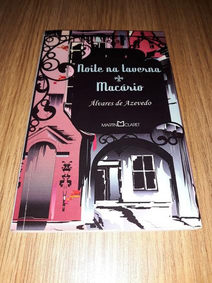 Alvares De Azevedo: Noite Na Taverna / Macário (seminovo)