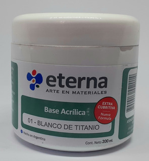 Base Acrilica Eterna