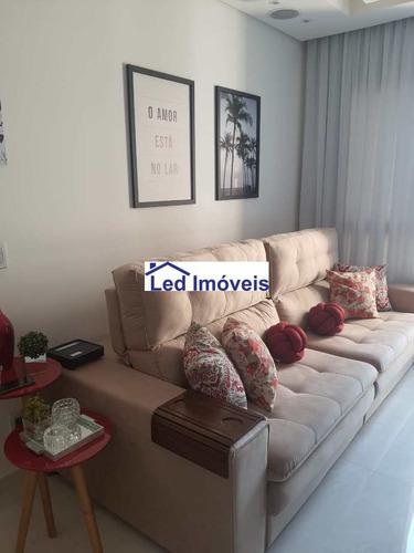 Imagem 1 de 30 de Apartamento Com 2 Dorms, Novo Osasco, Osasco - R$ 254 Mil, Cod: 793 - V793