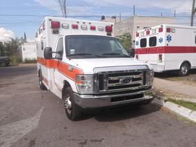 Ambulancia Ford 2009 Diesel Tipo 3, Preciosa, Como Nueva