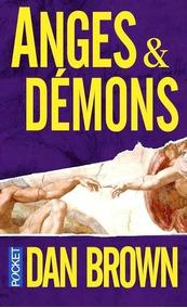 Anges Et Démons Dan Brown Livro Anjos E Demônios Em Francês