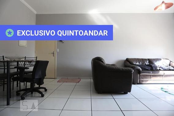 Apartamento No 12º Andar Com 2 Dormitórios E 1 Garagem - Id: 892953353 - 253353
