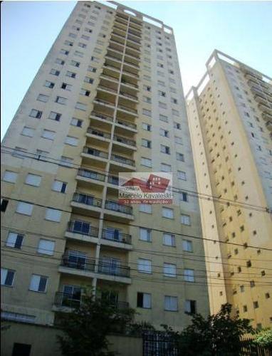 Imagem 1 de 4 de Apartamento Com 3 Dormitórios À Venda, 65 M² Por R$ 500.000 - Vila Prudente - São Paulo/sp - Ap13045