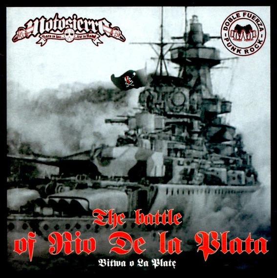 Motosierra - Doble Fuerza The Battle Of Rio De La Plata - Cd