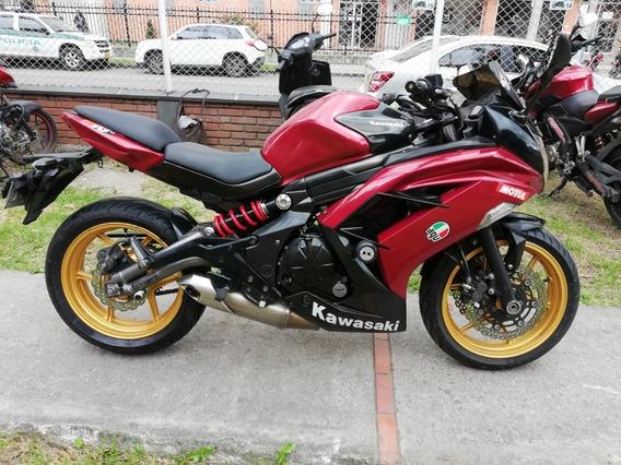 Kawasaki Er6f Ninja 650r