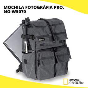 Mochila Para Fotografo Pro. National Geographic W5070