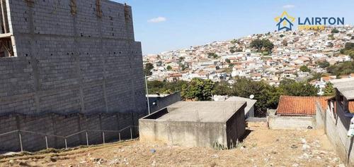 Imagem 1 de 14 de Terreno À Venda, 360 M² Por R$ 220.000,00 - Jardim São Miguel - Bragança Paulista/sp - Te0781