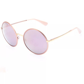 78c9593a6 Oculos Dourado Dolce Gabbana Espelhado - Óculos no Mercado Livre Brasil