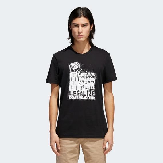 adidas Skateboarding Legalize T-shirt