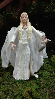 Lord Of The Rings Galadriel Toy Biz Abierto