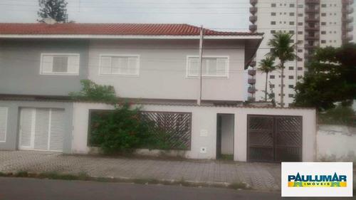 Sobrado Com 3 Dorms, Solemar, Praia Grande - R$ 350 Mil, Cod: 828609 - V828609