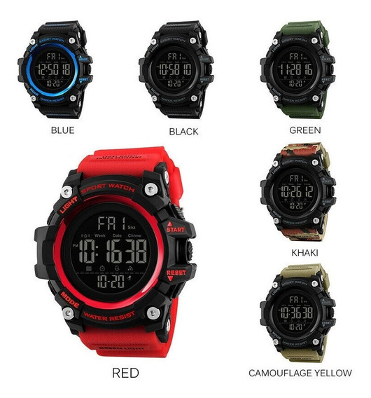 Relógio Masculino Skmei Digital Esportivo Prova D