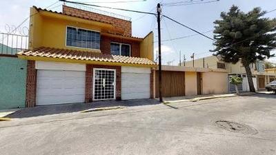 Venta Casa De Lujo De 5 Recamaras En San Juan De Aragón, Gam