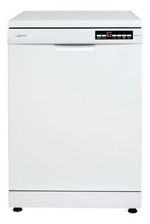 Lavavajillas Drean Dish 12.2 LT de 12 cubiertos blanco 220V