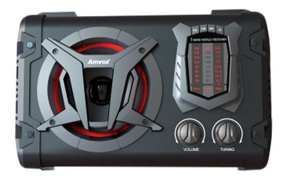 Caixa De Som Amplificada 45w Bivolt Com Karaokê, Bluetooth E