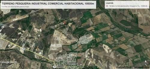 Terreno Industrial, Comercial, Habitacional.