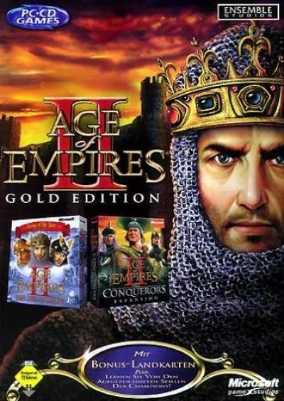 Age Of Empires Ii - Gold Edition - Pc Completo