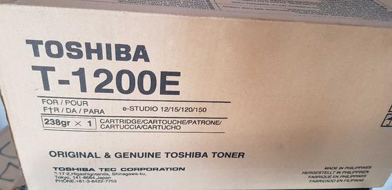 Toner Toshiba T-1200 Original Ver Fotos Ler Descrição!!