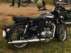 Royal Enfield Bullet 500. Carburador. Modificada Classic