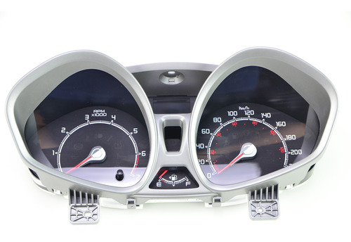 Painel De Instrumentos Original Ford Fiesta 2010, 2011, 2012