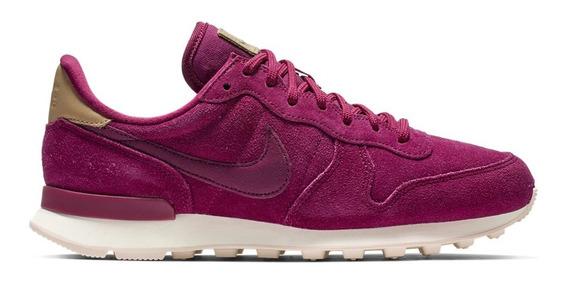 Zapatillas Nike Mujer Internationalist Premium 6815