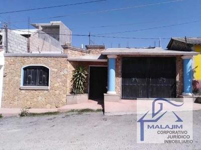 Casa Sola En Venta Barrio Guadalupe Poniente