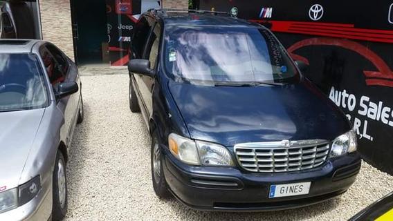 Chevrolet Venture Con 45,000 De Inicial Precio 115.000