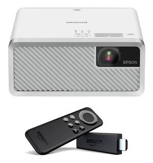 Proyector Epson Laser Hd Hdmi Digital + Amazon Stick Tv