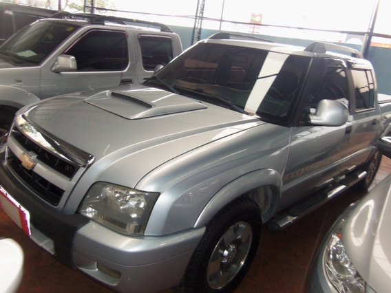 Chevrolet S10 2.4 Executive Cab. Dupla 4x2 Flexpower 4p 2009