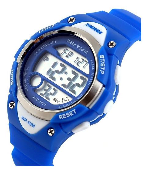 Relógio Digital Infantil Masculino Feminino Super Lançamento