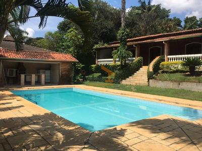 Chácara Residencial À Venda No Encosta Do Sol, Itatiba/sp - Ch0106